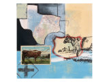 Great American Road Trip III Giclee Print by Connie Tunick