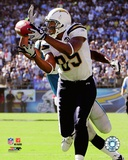 Antonio Gates 2008 Action Photo