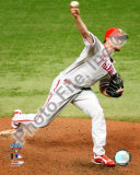 Brad Lidge Game one of the 2008 MLB World Series Photo