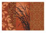 Decorative Autumn Reproduction procédé giclée par Edward Aparicio