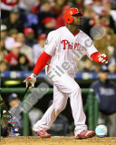 Ryan Howard Game 3 of the 2008 MLB World Series Foto