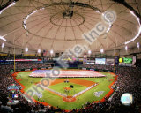 Tropicana Field Game one of the 2008 MLB World Series Photo