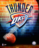 2008-09 Oklahoma Thunder Team Logo Photo