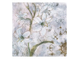 Floral Pearls I Giclee Print by James Nocito