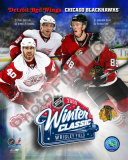 2008-09 NHL Winter Classic Match Up Photo