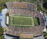 Milan Puskar Stadium U. of West Virginia Photo