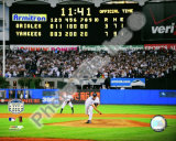 Mariano Rivera Last Pitch at Yankee Stadium 2008 Photo