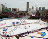 Wrigley Field 2008-09 NHL Winter Classic Foto