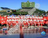The Detroit Red Wings 2008-09 NHL Winter Classic Photo