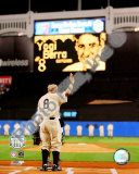 Yogi Berra Final Game At Yankee Stadium 2008 Fotografía