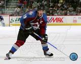 Colorado Avalanche Joe Sakic 2008-09 Action Photo