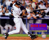 Derek Jeter connects for his 1,270th hit at Yankee Stadium Photo