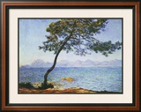 Antibes Prints by Claude Monet