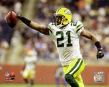 Green Bay Packers Charles Woodson 2008 Action Photo