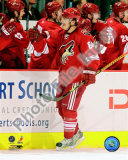 Peter Mueller  Goal Celebration Photo