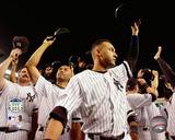 Derek Jeter Final Game at Yankee Stadium 2008 Photo