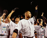 New York Yankees Derek Jeter Final Game at Yankee Stadium 2008 Photo