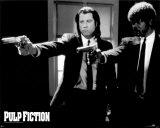 Pulp Fiction Affischer