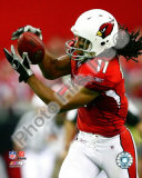 Larry Fitzgerald 2008 Playoffs Photo