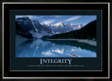 Integrity Posters