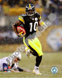 Santonio Holmes 2008 Playoffs Photo