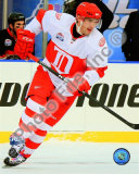 Pavel Datsyuk 2008-09 NHL Winter Classic Photo