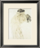 Kiss Prints by Auguste Rodin