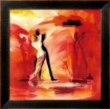 Romance in Red II Prints by Alfred Gockel