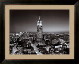 New York, New York, Empire State Building Prints by Henri Silberman