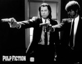 Pulp Fiction, film de Quentin Tarantino, 1994 Affiches