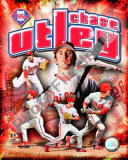 Chase Utley 2008 Photo