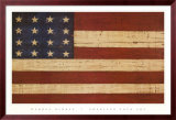 Grand Old Flag Poster by Warren Kimble