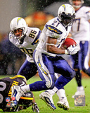 LaDanian Tomlinson 2008 Action Photo