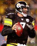 Ben Roethlisberger 2008 Action Photo