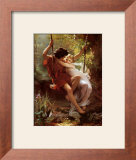 Le Printemps Print by Pierre-Auguste Cot