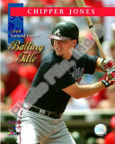 Chipper Jones 2008 National League Batting Title Photo