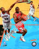 Chicago Bulls Ben Gordon 2008-09 Action Photo
