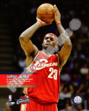 Lebron James - Youngest Player to reach 11, 000 Points Photo