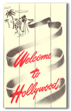 Welcome to Hollywood Wood Sign