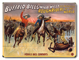 Rough Rider's - Buffalo Bills Wood Sign
