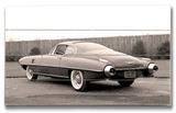 1954 DeSoto Adventurer II Concept Wood Sign