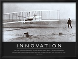 Innovation: Wright Brothers Posters