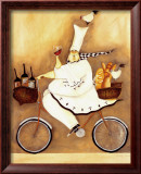 Chef To Go Print van Jennifer Garant