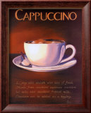 Urban Cappuccino Print by Paul Kenton