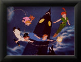 Vole ! (Peter Pan) - ©Disney Affiches