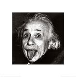Albert Einstein Affiches