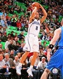 Deron Williams 2008-09 Action Photo