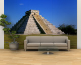 Chichen Itza, Yucatan, Mexico Wall Mural – Large