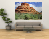 Bell Rock, Sedona, Arizona, USA Wall Mural