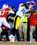 Santonio Holmes  - Super Bowl XLIII Photo